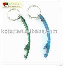 Bottle Opener key chain Aluminum