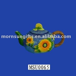 sunflower tea kettle
