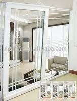 PVC sliding door(hot sale)