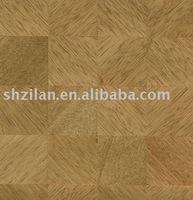 Decorative Wallpaper, Flocking Wallpaper, Wallpaper ZL07-MP009