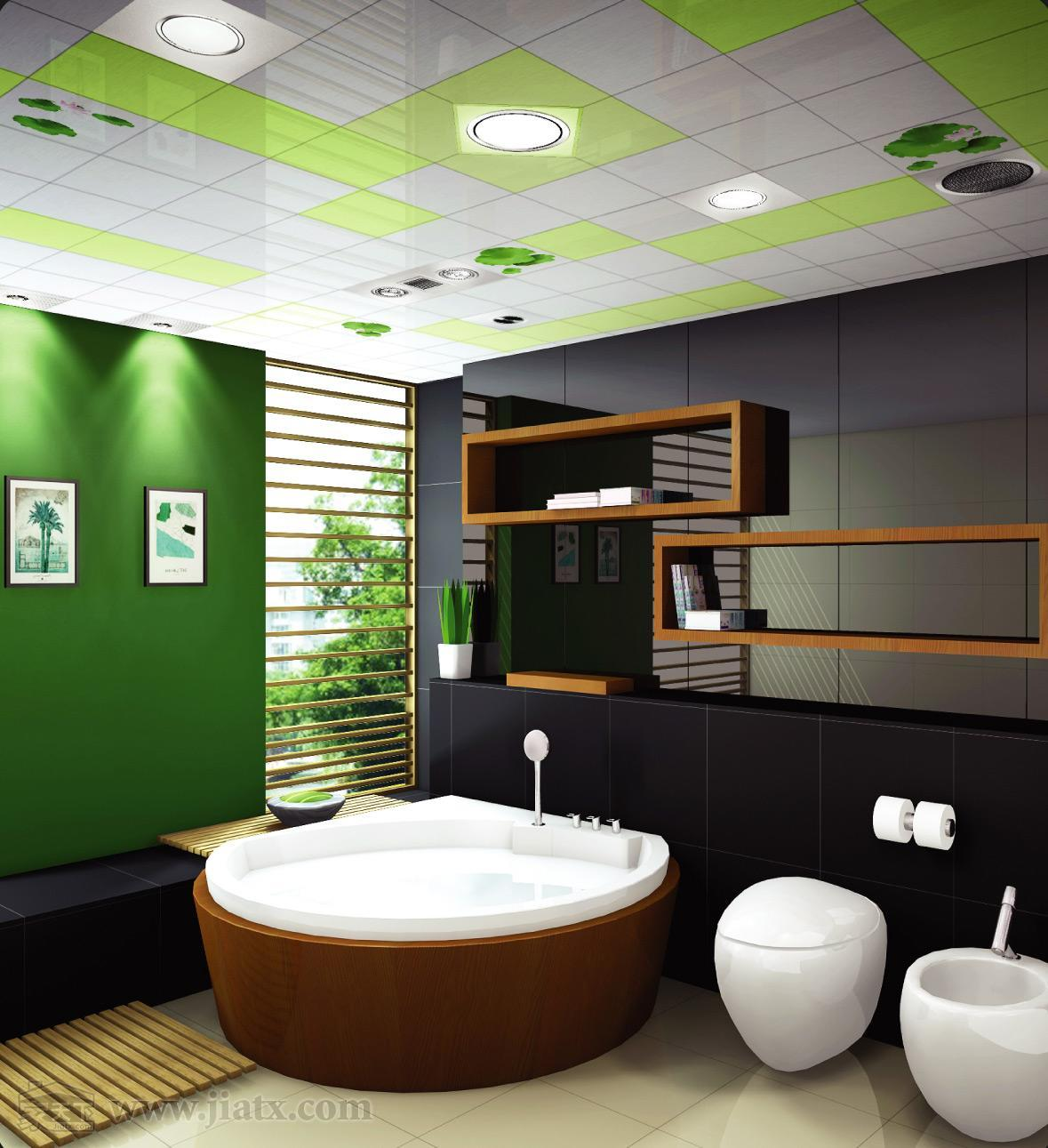 Bathroom ceiling design bathroom design - Bathroom false ceiling designs ...