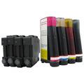 Continuo de la tinta sistema de suministro, cis para epson cx1500 4c 60ml del tinte