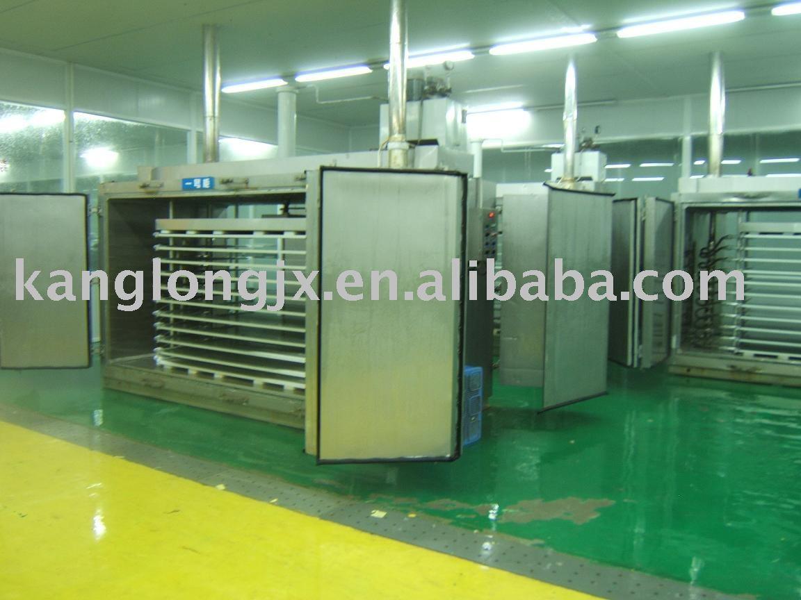 Máquina del congelador de la placa de IQF (planta) Congeladores  #A1A922