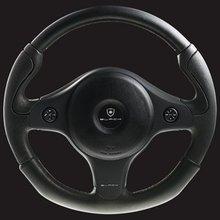 """Alfa 159 BLACK """"All Leather"""" steering wheel"""