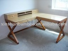 Bamboo office desk