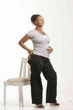 Strappy cami maternity wear