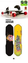 skateboard Revolt 85 Freebord paket S2