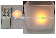electric tea light candle holder