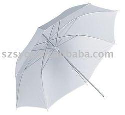 "White Soft Umbrella 41""/umbrella diffuser"