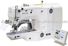 DY-1900 computer controlled high speed bar tacking industrial sewing machine