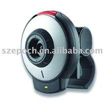 Round Mini Laptop Webcam with Snap shot button