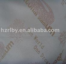 100% polyester woven jacquard mattress fabric
