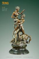EP-439 nude sculpture contemporary sculptures nude statue
