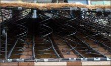The qualities of coconut fiber mattresses