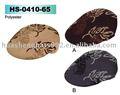 Tapa de la hiedra/sombrero de poliéster/cap