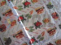 hamburger wrapper