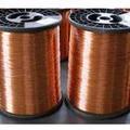 Alambre de cobre esmaltado
