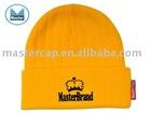 Winter sports beanie hat