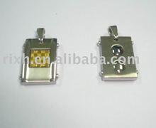magnetic titanium pendant jewelry,titanium pendant,germanium necklace
