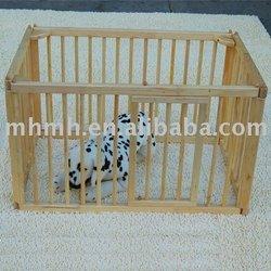 Pet Fence/pet playpen/wooden pet fence