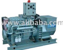 Power Drive Generating Sets (Marine/Power)