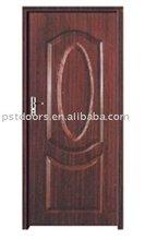PVC coated doors,high definition doors, BS476fire rated door,steel door leaf,steel door skin