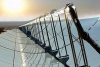 Open Mode Solar Heating System