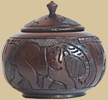 Sugar Bowl (wood) craft