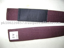 Belt for Judo, Jiu-Jitsu, Taekwondo, Karate