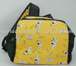 fashion pet bag, pet carrier, dog bag