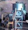 Sawdust briquette making machine