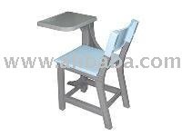 Lecture Chair: Light Blue-Grey