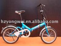 "china bicycle/folding bikes/18"" suspension folding bicycle"