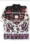 Kaos Berkerah Batik T-shirt