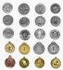 Custom Made Pewter Medallions & Medals