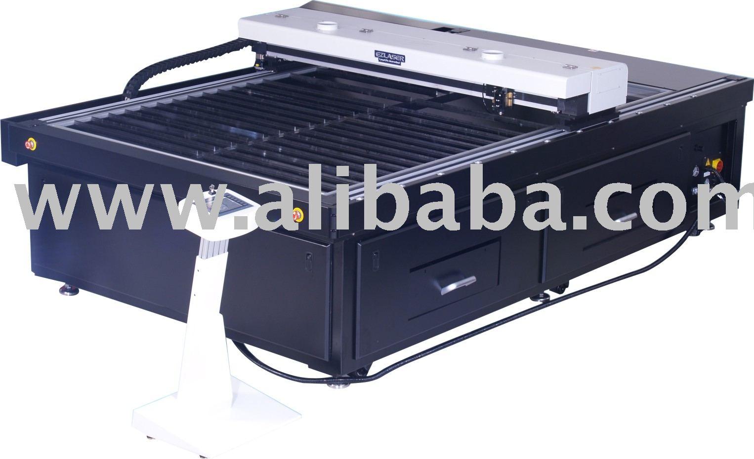 Large Format Laser Cutting System