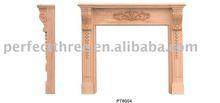 PT8004 Classic Fireplace Mantel