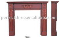 PT8011 Classic Fireplace Mantel
