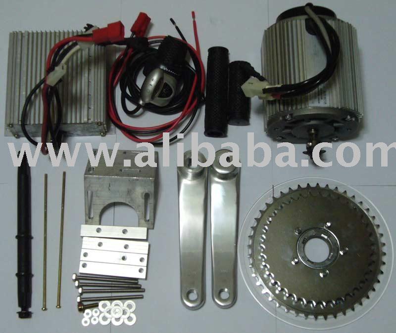 1500W Brushless Motorized Kit