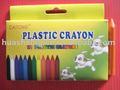 Plástico lápis ( lápis de cor, desenho de conjunto )