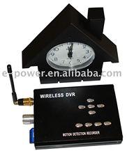 ER106 Pinhole 1.2GHz Wireless A/V NTSC Surveillance Camera + Receiver Set/wireless camera receiver - Wireless Security Camera an