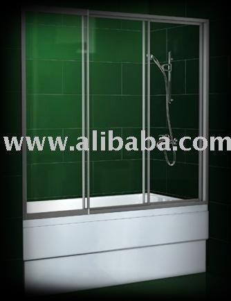 Nella nicchia cabine doccia - per vasca da bagno-Doccia-Id prodotto:215552475-italian.alibaba.com