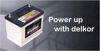 Delkor Battery