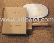 22. SP091PR Loofah pad in recycled paper box (package 500pcs)