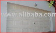 Fibreglass Sectional Overhead Door