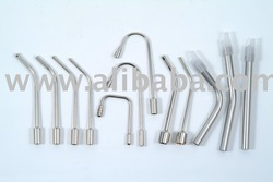 Metal Suction Tip