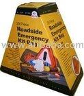 ROADSIDE EMERGENCY KIT BAG