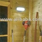 Shedlight with RemoteSolar Light 10 White LED's