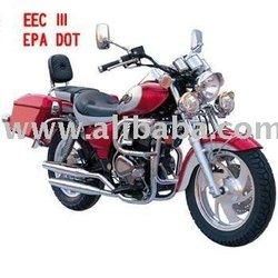 FUSIONE MOTORCYCLE FS125L4B