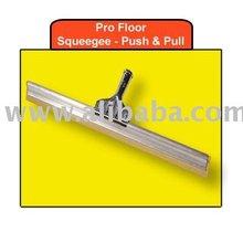 Pro Floor Squeegee - Push & Pull